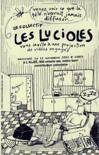 affiche novembre 2003