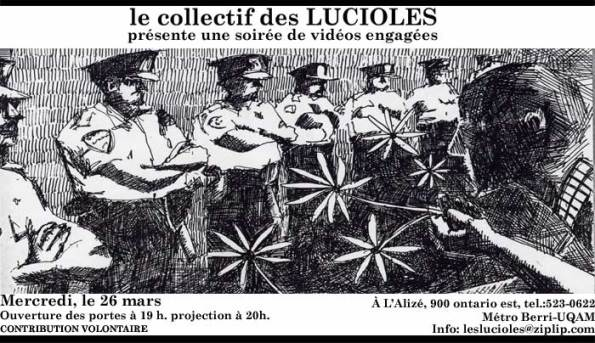 affiche mars 2003